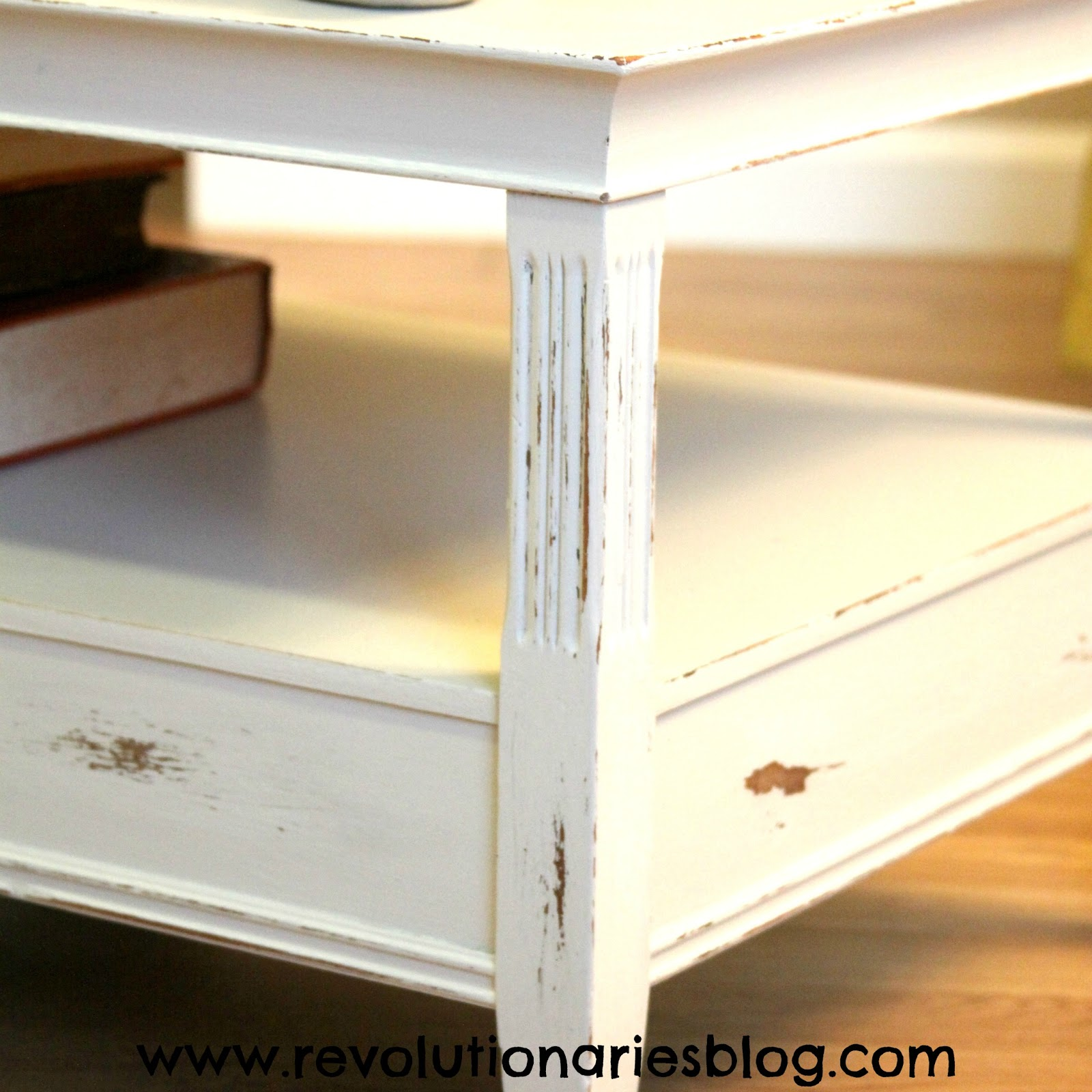 Shabby Chic Coffee Table Nz: Revolutionaries: Shabby Chic Coffee Table