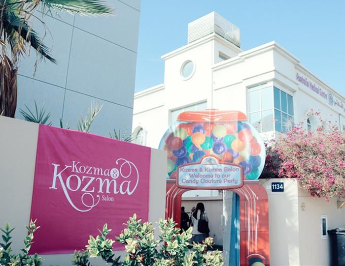 Dubai Salon Launch