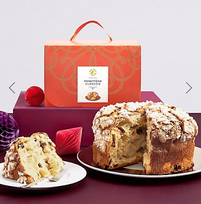 Marks and spencer the collection italian panettone classico