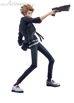 Figura Shuusei Kagari mensHdge technical statue No.32 Psycho-Pass