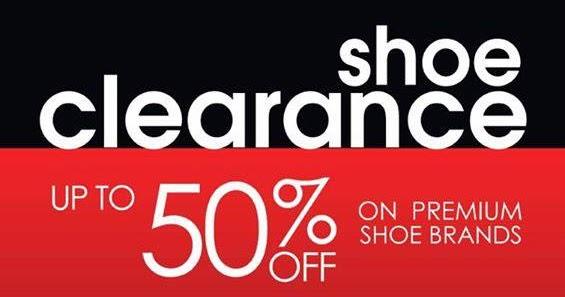 Fairview Factory Shoe Outlet Sale