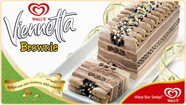 Wall's Ice Cream: Wall's Viennetta
