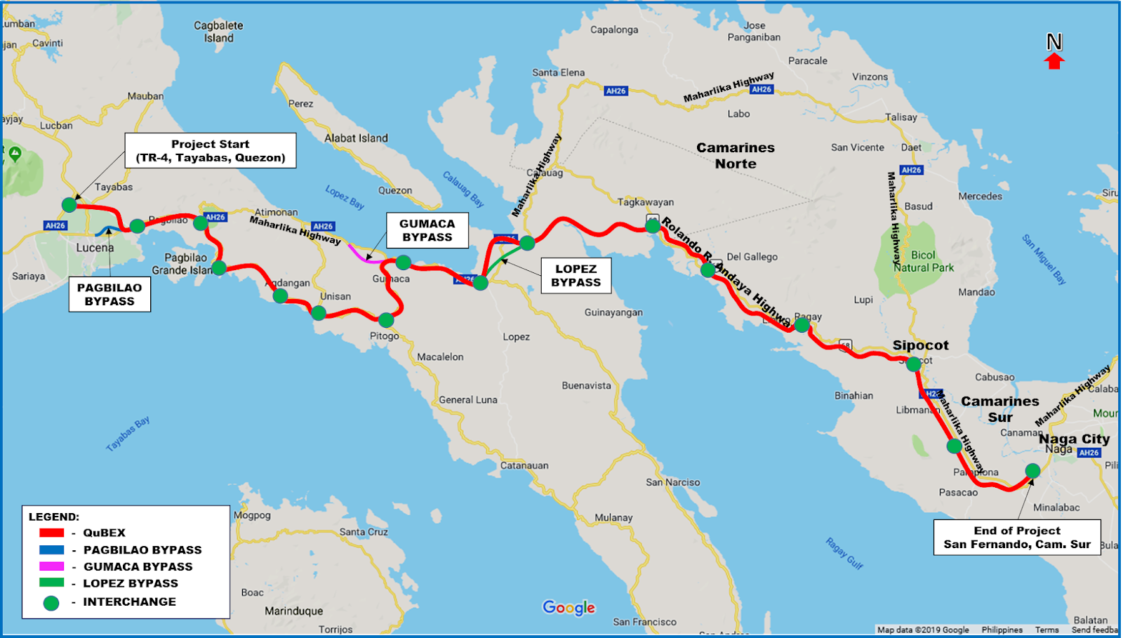 Quezon-Bicol Expressway feasibility study deferred until Q3 of