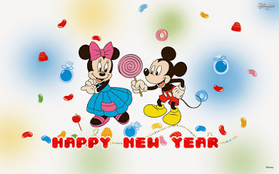Happy New Year Cartoon Images 2017 Funny