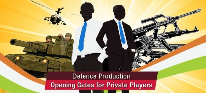 Image result for Private Sector Participation in defence
