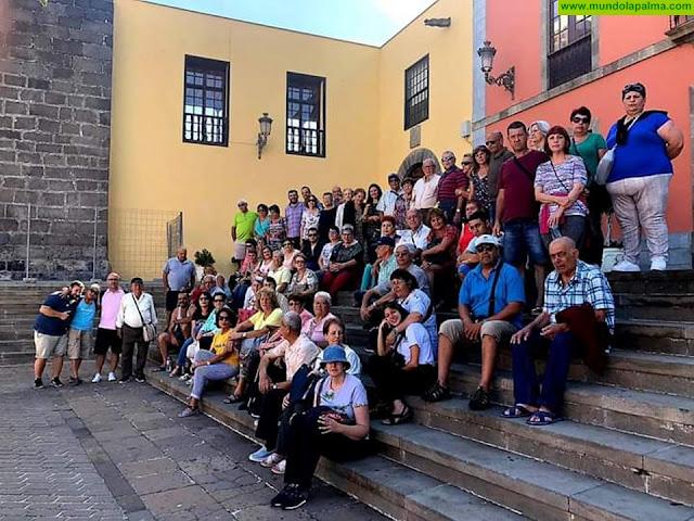 Éxito de participación en el XX Aniversario del Encuentro de Breñuscos en Tenerife