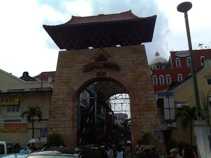 Pengalaman Baru Ke Pasar Baru, Jakarta