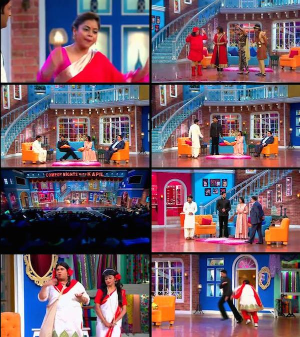 Comedy Nights With Kapil 23 Aug 2015 HDTV 480p