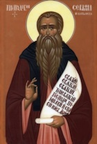 Blessed Hieromonk Seraphim of Platina