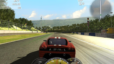 download game Ferrari Virtual Race