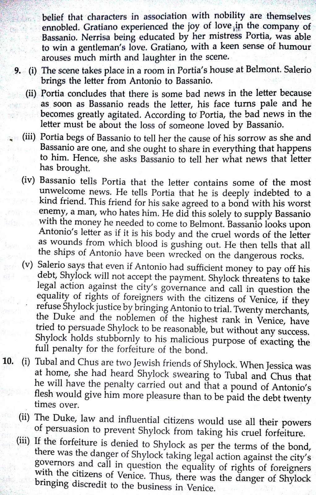 the merchant of venice act 3 Complete summary of william shakespeare's the merchant of venice enotes plot summaries  in merchant, shakespeare wove  from act 3 scene 2 of merchant of venice.