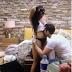 Emilly revela para Marcos que teste de gravidez deu positivo