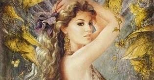Greek Mythology Calypso