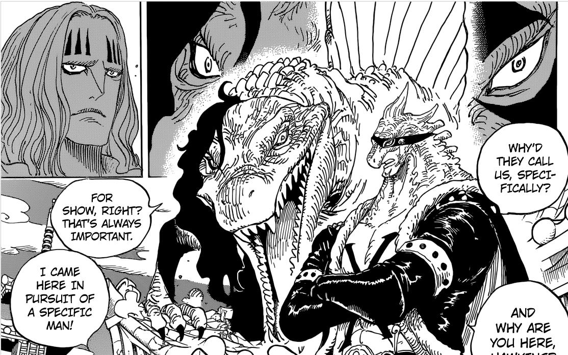 One Piece manga spoilers: One Piece 930 manga english