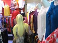 Pasar Anyar Bogor Grosir Baju