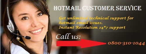 Hotmail helpline number