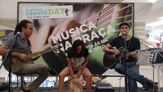 "Shopping Jardim Guadalupe realiza projeto ""Música na Praça"""