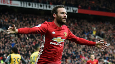 Manchester United 1 – 1 Arsenal [Premier League] Highlights 2016/17