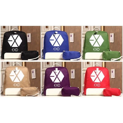 EXO Bag Series ~ Aefa Aerisya