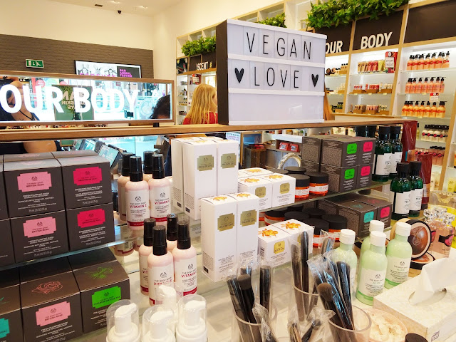 Vegan Products The Body Shop