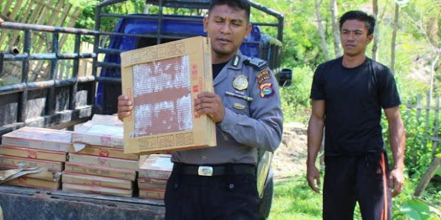 Polisi ini Medirikan Pesantren dengan Biaya Pribadi dan Mengajar Hafalan Al-Qur'an