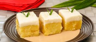 Cara membuat kue talam yang lembut