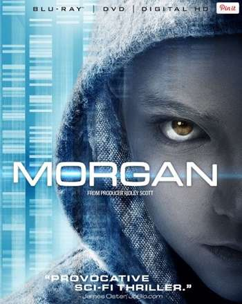 Morgan (2016) HD 1080p Español Latino