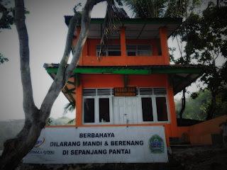 Kantor penjaga pantai