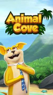 Animal Cove: Solve Puzzles & Customize Your Island APK