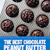The Best Chocolate Peanut Butter Banana Muffins