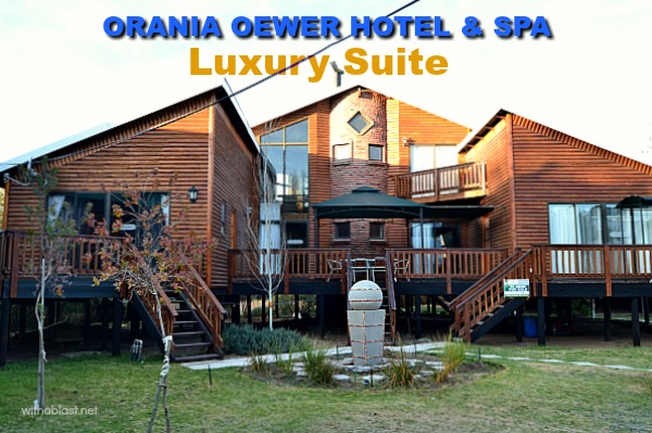 A Review of Orania OewerHotel & Spa in lovely South-Africa - Luxury Suites, Hotel Rooms, Chalets and Camping site available