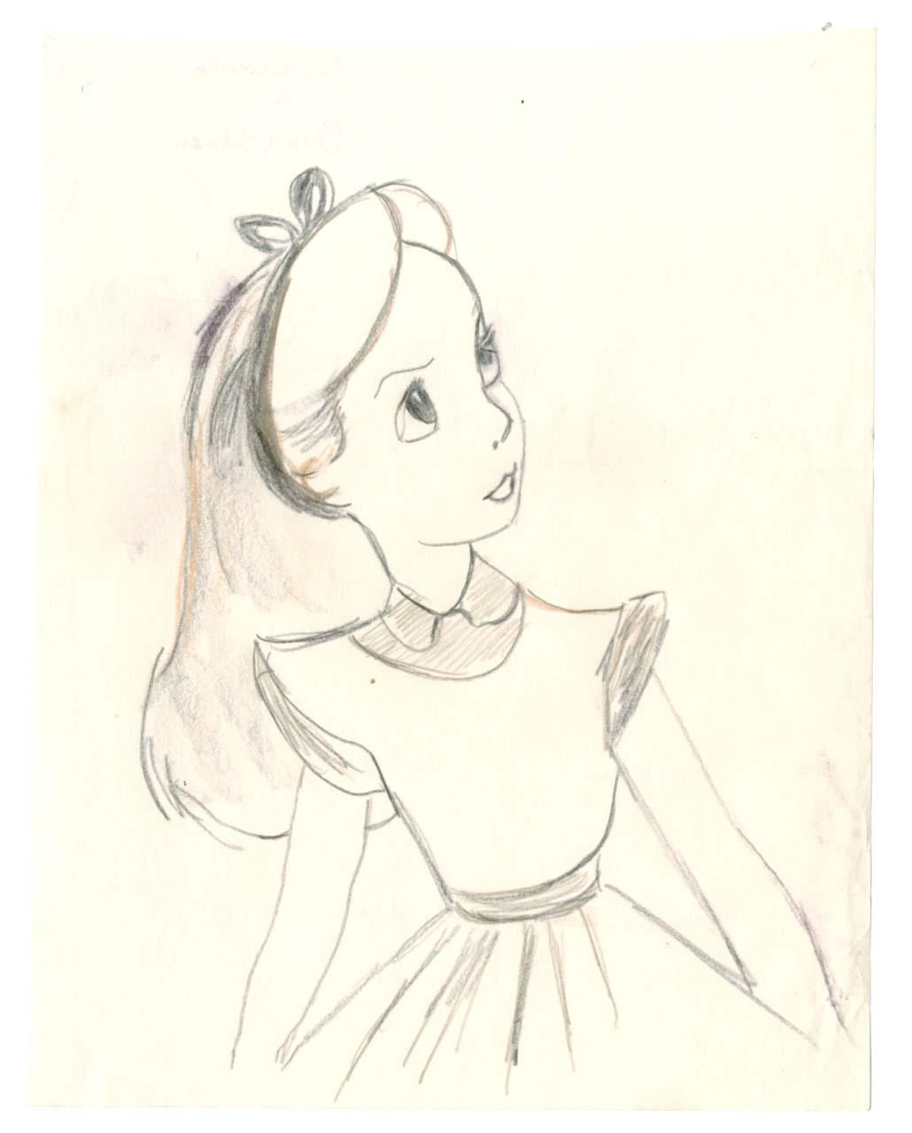 Vintage Disney Alice in Wonderland: 01/01/2013 - 02/01/2013