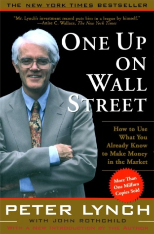 Book Review of One Up on the Wall Street by Peter Lynch