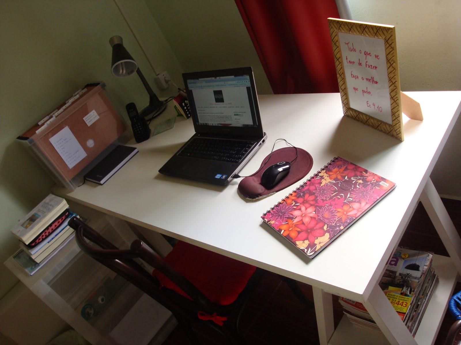 Meu home office em 2015