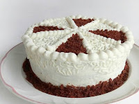 Resep Red Velvet Cake Lembut Creamy Cheesy Yummy