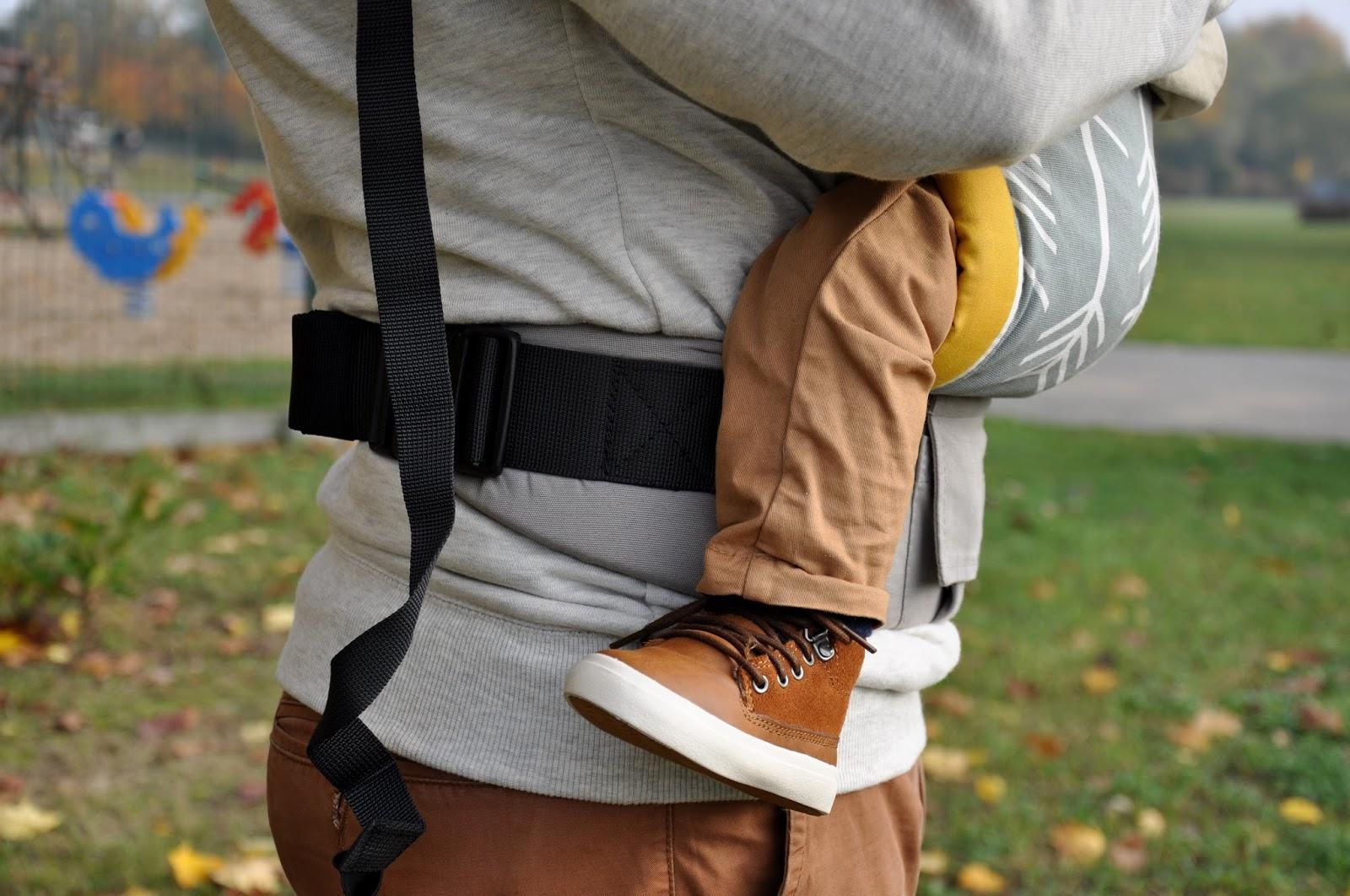 nosidełko ergonomiczne Tula strzałki