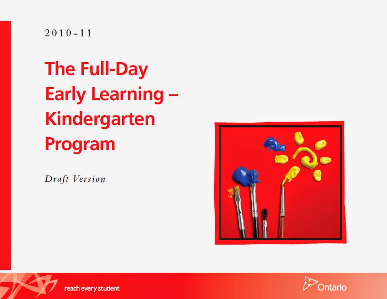Full Day%2BEarly%2BLearning Kindergarten%2BProgram 1024 - Full Day Kindergarten