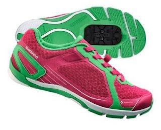 Sepatu Sepeda RPM Cleat Shimano CW41 Pink no.38