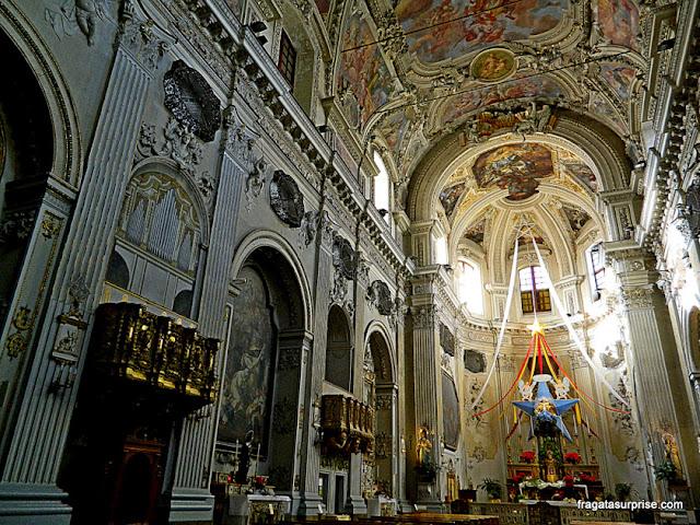 Palermo, Sicília - Igreja de Santa Maria della Pietà