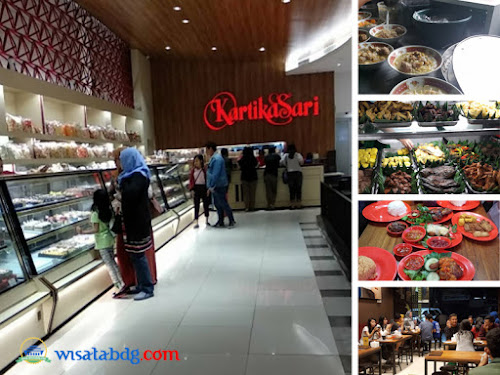 Tempat kuliner terkenal di Jalan Buah Batu Bandung