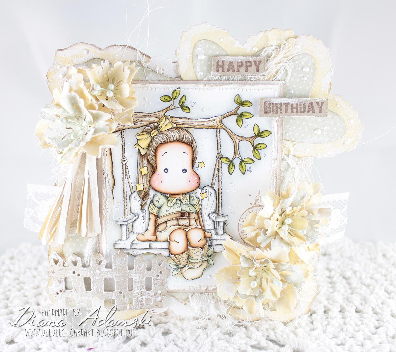 Custom Made Birthday Card