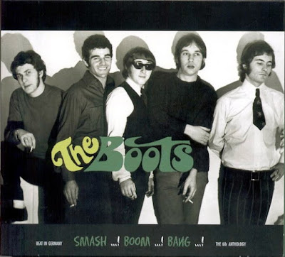 The Boots - Beat in Germany/The 60s Anthology  - Smash Boom Bang