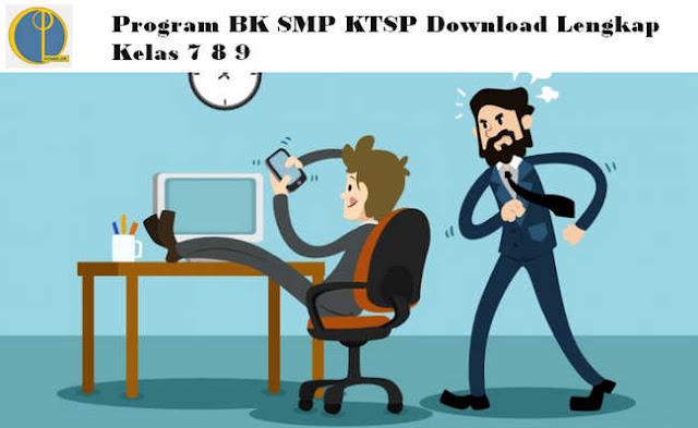 Program BK SMP KTSP