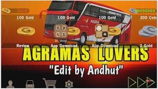 Dr Driving Mod Bus Simulator Agramas Mania Apk v1.49 Mod Unlimited Gold Terbaru