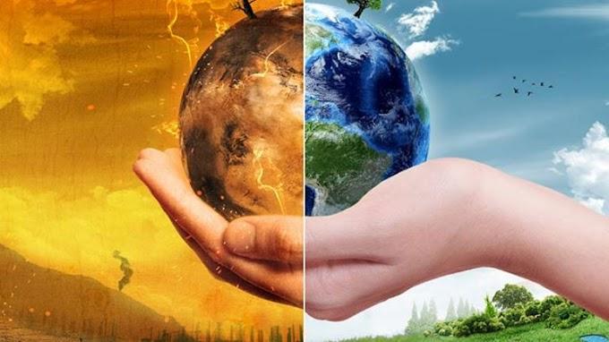 Gezegenimizi kurtarabiliriz bunun bir yolu var!