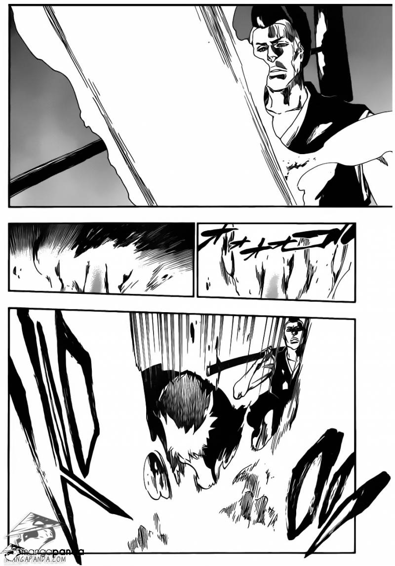Bleach chapter 542 trang 4