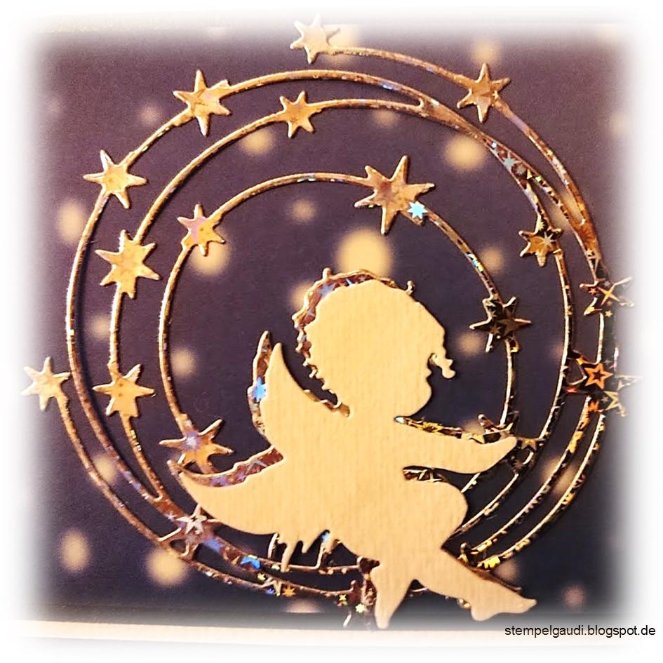 Stempelgaudi: herzliche Grüße und beste Wünsche zum neuen Jahr