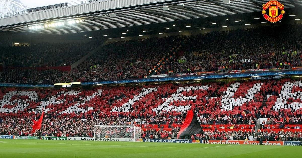 Wallpaper Man Utd Hd Old Trafford The Theatre Of Dreams Manchester United Hd