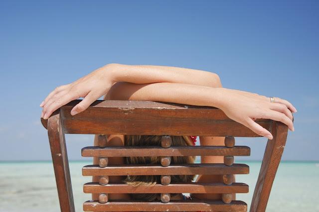 Tomar el sol tras una operación de mamas