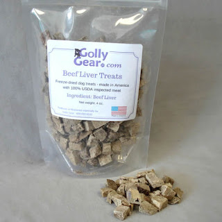 Beef Liver Treat Package